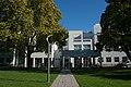 Museumsufer, Metzlerpark, Museum für Angewandte Kunst.jpg