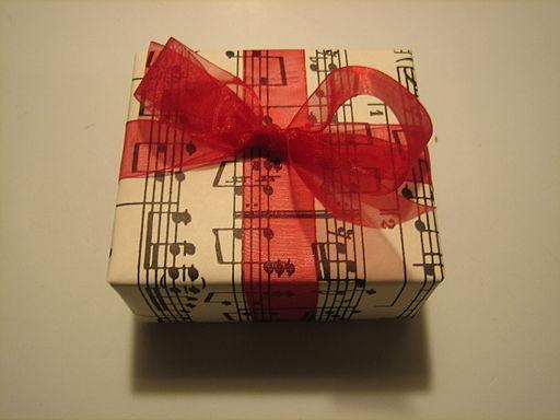 Music present