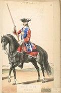 Musketeer 1730-50