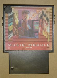 Phillips Music Module