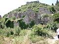 Mystra, veduta rovine e castello.JPG