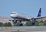 N156UW US Airways 2013 AIRBUS A321-211 s-n 5684 (16402135424).jpg