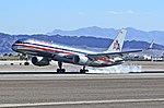 N623AA American Airlines 1990 Boeing 757-223(WL) - cn 24581 - ln 296 - McCarran International Airport, Las Vegas (11201353493).jpg