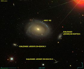 Image illustrative de l'article NGC 182