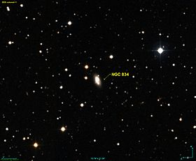 Image illustrative de l'article NGC 834