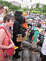 NOLA BP Oil Flood Protest damp gorilla.JPG
