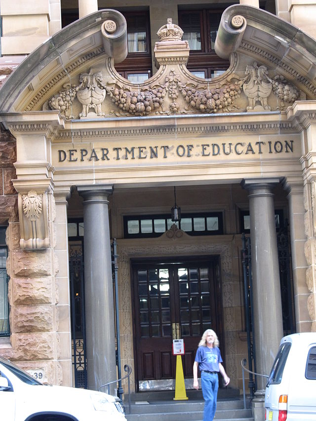 Department of Education building - Wikiwand