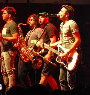 No Te Va Gustar rock band from Uruguay