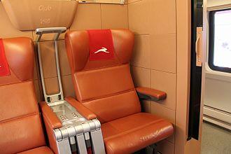 Nuovo Trasporto Viaggiatori - Club class private seat.