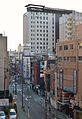 Nagoya Joshidai-koji from North 2014-01A.JPG