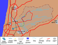 Nahalei Menashe Water Project map 01.png
