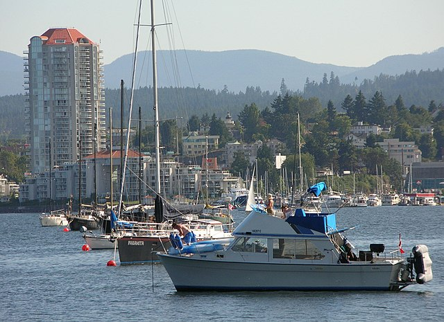 Nanaimo Harbour By galina75 (originally posted to Flickr as nanaimo harbour) [CC-BY-2.0 (http://creativecommons.org/licenses/by/2.0)], via Wikimedia Commons