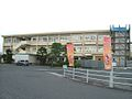 Nanbu town Nanbu junior high school.jpg