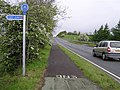 National Cycling Network route - geograph.org.uk - 436036.jpg