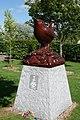 National Memorial Arboretum, Women's Royal Naval Service (Wren) memorial.JPG