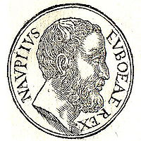Nauplius-son of Clytoneus