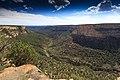 Navajo Canyon View, Mesa Verde - panoramio.jpg