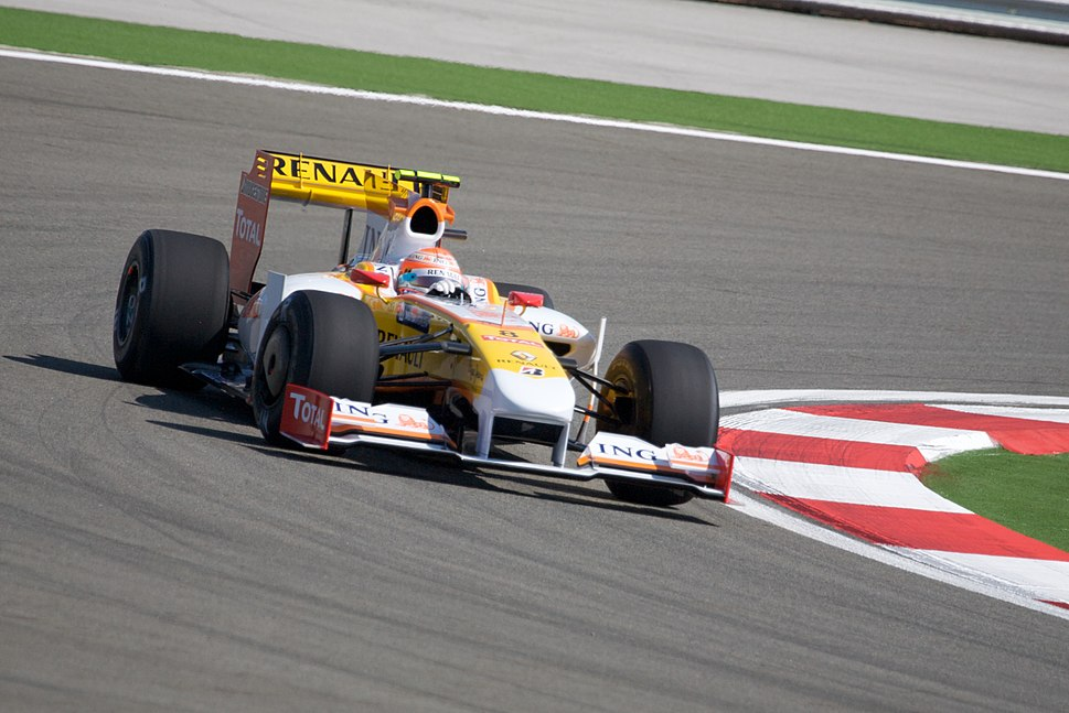 Nelson Piquet 2009 Turkey