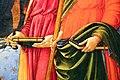Neri di bicci, incoronazione della vergine e santi, 1460-61 (museo innocenti, fi) 07.jpg