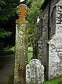 Nevern churchyard - geograph.org.uk - 543549.jpg