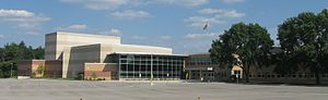 New Berlin, Wisconsin - New Berlin West High School