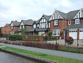New Housing by the Canal, near Meaford, Staffordshire - geograph.org.uk - 555053.jpg