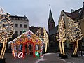 New Year decorations on Targ Rybny Square in Olsztyn (2).jpg