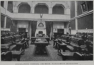 New Zealand Legislative Council Upper House of the Parliament of New Zealand (1841 - 1951)