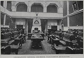 New Zealand Legislative Council Upper House of New Zealand