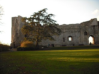 Newark-on-Trent - Newark Castle – interior