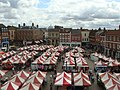 Newark Market seen from the Butter Market - geograph.org.uk - 1445809.jpg