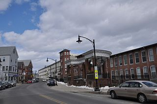 Newmarket, New Hampshire Place in New Hampshire, United States