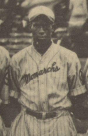Newt Allen - Allen at the 1924 Colored World Series