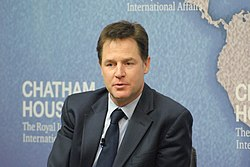 On drug policy at Chatham House, 2015 (Image: CH)