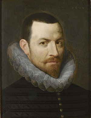 Nicolaas II Rockox - Nicolaas II Rockox, painted by Otto van Veen.