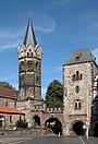 Nikolaikirche and Nikoliator.jpg