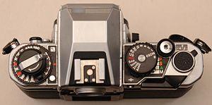 Nikon FA - Controls