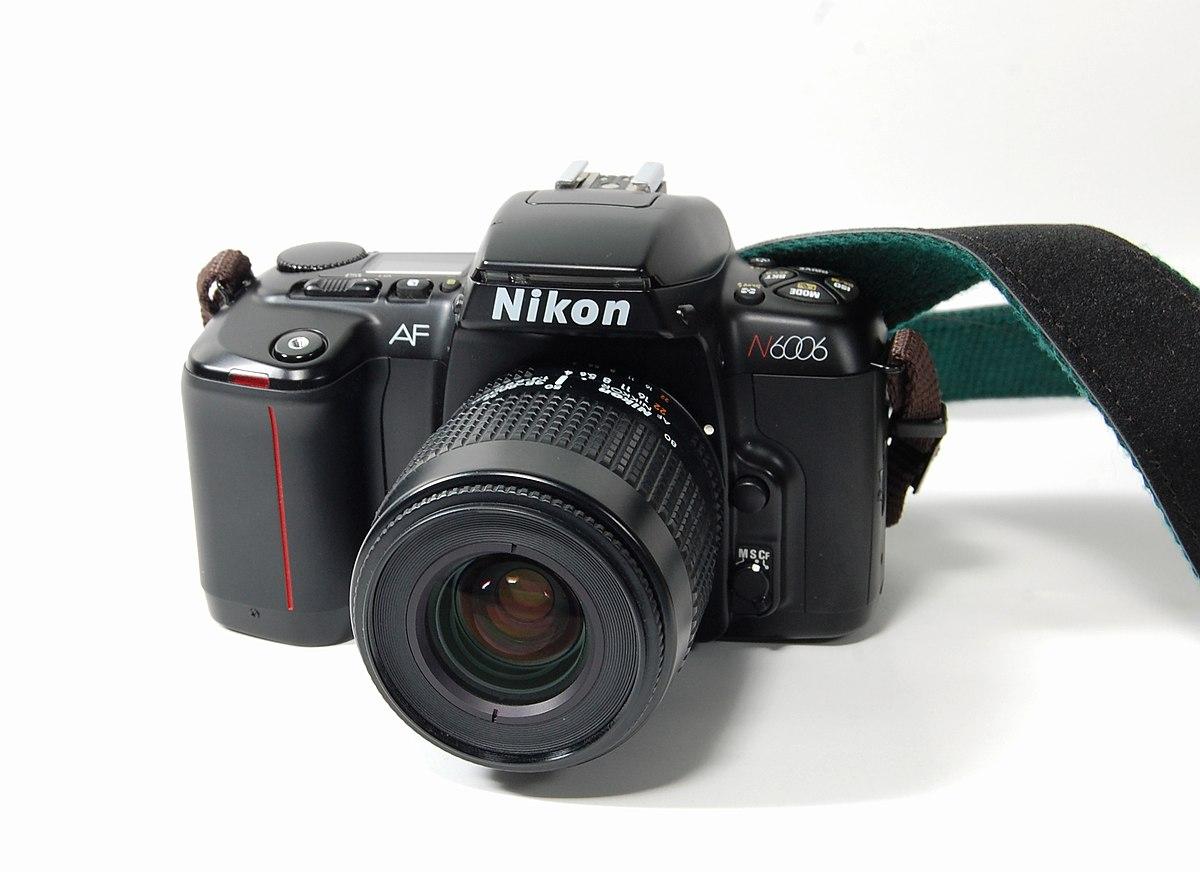 nikon f 601 wikipedia rh en wikipedia org Nikon Auto Focus Cameras Nikon N6006 Instruction Manual