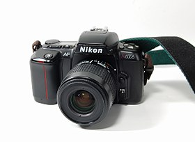 Image illustrative de l'article Nikon F601