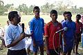 Nisith Ranjan Chowdhury Explains Medical Aspects of Football - Football Workshop - Nisana Foundation - Sagar Sangha Stadium - Baruipur - South 24 Parganas 2016-02-14 1320.JPG