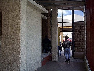 Nogales-Morley Gate Port of Entry