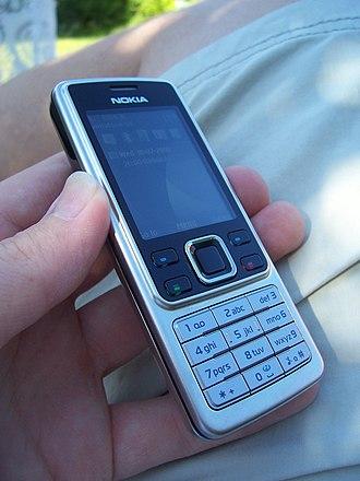 Nokia 6300 - Image: Nokia 6300