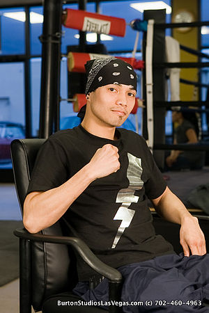 English: The Filipino Flash Nonito Donaire in ...