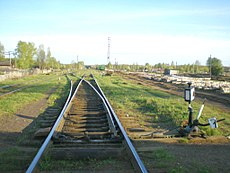 North throat of Verkhnekamskaya station to Yar 2008.jpg