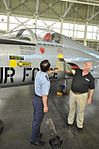 Northrop F-5A Dedication (8182946071).jpg