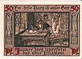 Notgeld Eisenach - Luther auf Wartburg 6.jpg