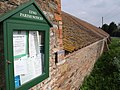 Noticeboard, West Lyng - geograph.org.uk - 376328.jpg