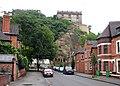 Nottingham Castle and the Castle Rock (geograph 2036576).jpg