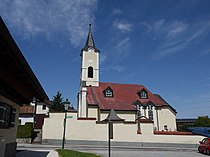 Nußdorf am Attersee Kirche.JPG