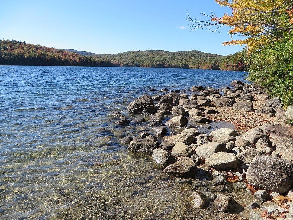 Nubanusit Lake
